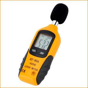 Décibelmètre Sonomètre HT-80A