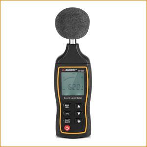 Décibelmètre Sonomètre SNDWAY SW-523