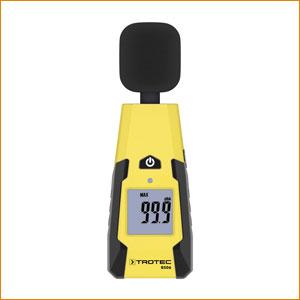 Décibelmètre Sonomètre TROTEC BS06