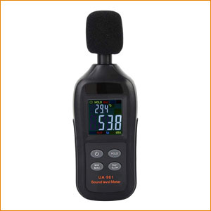 Décibelmètre Sonomètre UA-961