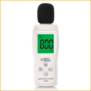 Décibelmètre Sonomètre AS804