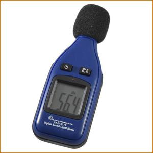 Décibelmètre Sonomètre BAFX3370