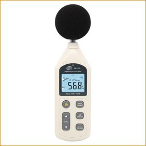 Décibelmètre Sonomètre Benetech GM1356