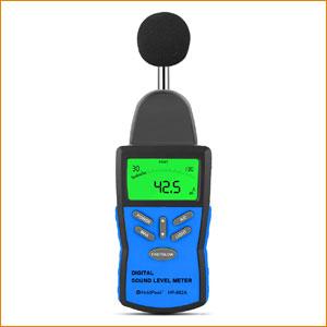 Décibelmètre Sonomètre HoldPeak 882A