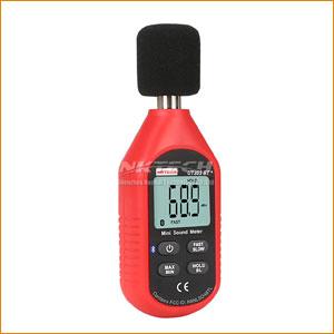 Décibelmètre Sonomètre Nktech UT353 BT