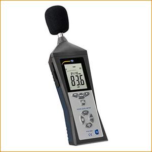 Décibelmètre Sonomètre PCE-322A