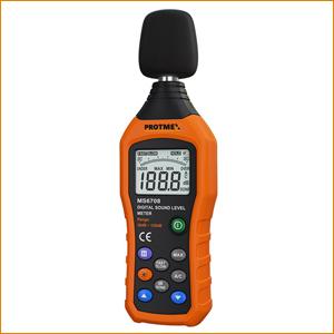 Décibelmètre Sonomètre Protmex MS6708