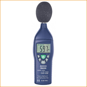 Décibelmètre Sonomètre REED R8050