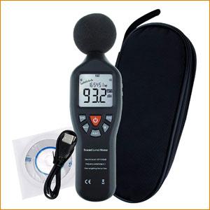 Décibelmètre Sonomètre sans marque