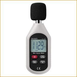 Décibelmètre Sonomètre Voltcraft SL-10
