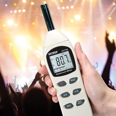 Sonomètre Extech 407730